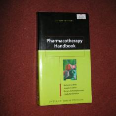 Farmacoterapie - Pharmacotherapy Handbook - Wells, Barbara G. Hamilton Cindy W. - Carte Farmacologie