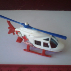 bnk jc Hot Wheels - Elicopter - 1989