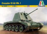 + Macheta 1/35 Italeri 6465 - Crusader III AA Mk.1 +