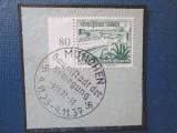 TIMBRE GERMANIA REICH 1933-1945 STAMPILA DE MUNCHEN