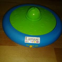 Lamaze Carusel Muzical diametrul 18 cm - Carusel patut