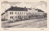 HALCHIU , CAZARMA , ED. ATELIER  HEINRICH GUST , BRASOV, Necirculata, Printata