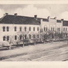 HALCHIU, CAZARMA, ED. ATELIER HEINRICH GUST, BRASOV - Carte Postala Transilvania dupa 1918, Necirculata, Printata