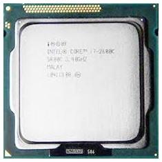 Procesor socket 1155 Intel Core i7 2600k 3.4ghz +cooler - Procesor PC Intel, Intel 2nd gen Core i7, Numar nuclee: 4, Peste 3.0 GHz