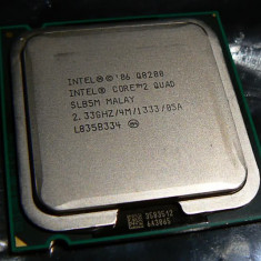 Procesor socket 775 Intel Core 2 Quad Q8200 2.33ghz 4mb cache fsb 1333mhz - Procesor PC Intel, Numar nuclee: 4, 2.0GHz - 2.4GHz, LGA775