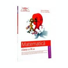 Culegere Matematica. Clasa a 9-a. Semestrul II. Clubul matematicienilor