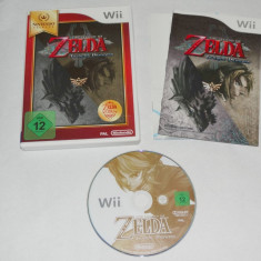 Joc Nintendo Wii - Zelda Twilight Princess - Jocuri WII U, Actiune, 12+, Single player