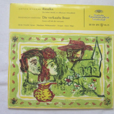 Dvorak/Smetana - Rusalka/Die verkaufte Braut _ vinyl, 7