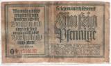 GERMANIA Kriegswinterhilfswerk 50 Pfennige 1940 U