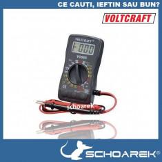 Multimetru digital Voltcraft Germania [ ampermetru, voltmetru ] - Multimetre