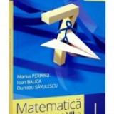 Clubul matematicienilor Sem. I. Clasa a 7-a. Matematica - Culegere Matematica