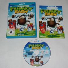 Joc Nintendo Wii U - Funky Barn - Jocuri WII U, Actiune, Toate varstele, Single player