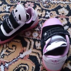 Promotie adidasi - Adidasi copii, Marime: 24, Culoare: Negru