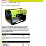 Generator 11 kVA monofazat benzina