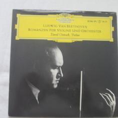 Beethoven - Romanzen Für Violine Und Orchester _vinyl, 7