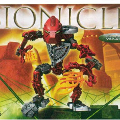 LEGO - Bionicle Toa Hordika Vakama # 8736