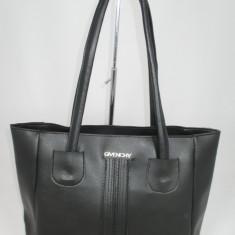 Geanta dama neagra mare Givenchy+CADOU, Culoare: Din imagine, Geanta de umar, Negru, Asemanator piele
