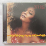 Diana Ross ‎– Every Day Is A New Day _cd,album,SUA