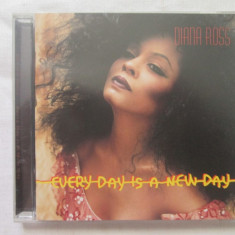 Diana Ross – Every Day Is A New Day _cd, album, SUA - Muzica R&B Altele