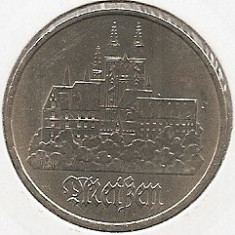 Germania Democrata 5 Mark 1972 - (City of Meißen) 29 mm KM-37, Europa