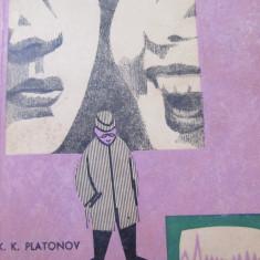 Psihologie distractiva -C. K. Platonov - Carte Psihologie