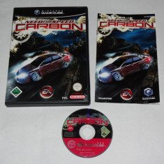 Joc consola Nintendo Gamecube Game Cube - Need for Speed Carbon Altele, Actiune, Toate varstele, Single player