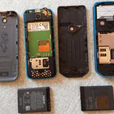 Nokia 7210 si Nokia 7500 - Telefon Nokia, Negru, Nu se aplica, Neblocat, Single SIM, Fara procesor