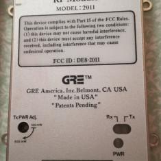 11Mb Wi-Fi - RF Module - Model:2011/FCC ID: DE8-2011 /GRE America, Inc. Belmont - Antena