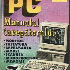 Dan Marinescu - Pc. Manualul Incepatorului - 36382 - Carte despre internet
