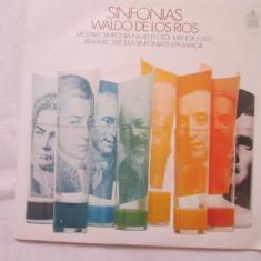 Waldo De Los Rios – Sinfonias _ vinyl, 7