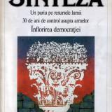 2 numere ale revistei Sinteza : 90 & 91/1992