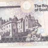 SCOTIA THE ROYAL BANK OF SCOTLAND PLC 20 POUNDS LIRE 2006 XF - bancnota europa