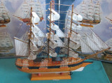 Macheta corabie-cadou-navomodel-, 1:1200