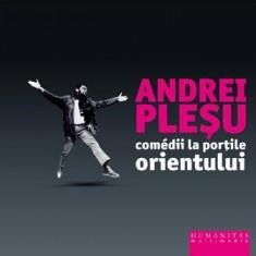 Audio Book CD: Comedii La Portile Orientului de Andrei Plesu