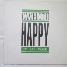 Camelot II – Happy _ vinyl, 12