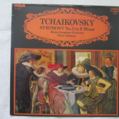 Tchaikovsky - Symphony no.5 in E minor _ vinyl, LP, UK - Muzica Clasica Altele, VINIL
