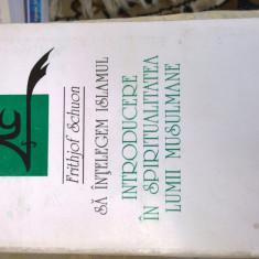 SA INELEGEM ISLAMUL - FRITHJOF SCHUON