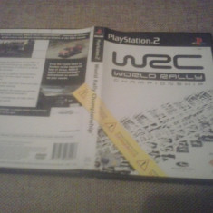 World Rally Championship - Joc PS2 - Jocuri PS2, Curse auto-moto, 3+