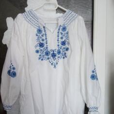 Bluza ie veche de 70 ani - Bluza dama, Marime: 40, Culoare: Alb