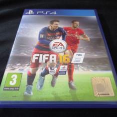 Joc Fifa 16, PS4, original, alte sute de jocuri! - Jocuri PS4, Sporturi, 3+, Multiplayer