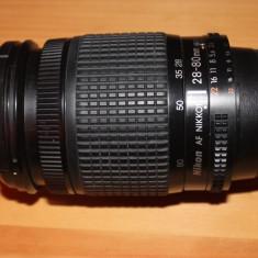 Nikon 28-80mm 3.5-5.6D - Obiectiv DSLR