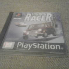 London Racer - PS1, Curse auto-moto, Toate varstele, Single player