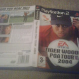 Tiger Woods  PGA Tour 2004 - EA Sports - PS2 ( GameLand )