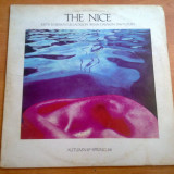 THE NICE -  AUTUMN 67 - SPRING 68 (1972,CHARISMA, Made in UK) vinil vinyl