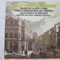 Verdi - Choeurs d'opera _ vinyl, LP, Germania - Muzica Clasica Altele, VINIL