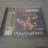 Gauntlet Legends - Midway CLASSICS - PS1 ( GameLand), Actiune, 16+, Multiplayer
