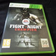 Joc Fight Night Champion, xbox360, original, alte sute de jocuri! - Jocuri Xbox 360, Sporturi, 16+, Multiplayer