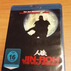 Film Blu Ray Jin-Roh The Wolf Brigade Germana - Film animatie, Altele