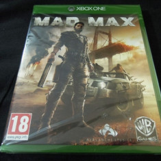 Mad Max, XBOX One, sigilat, alte sute de jocuri! - Jocuri Xbox One, Actiune, 18+, Single player