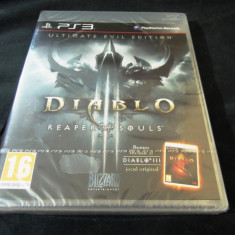 Joc Diablo III reaper of Souls, PS3, original si sigilat, alte sute de jocuri! - Jocuri PS3 Blizzard, Actiune, 18+, MMO